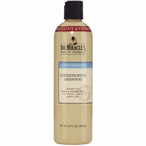 Dr. Miracles Cleanse & Condition Conditioning Shampoo