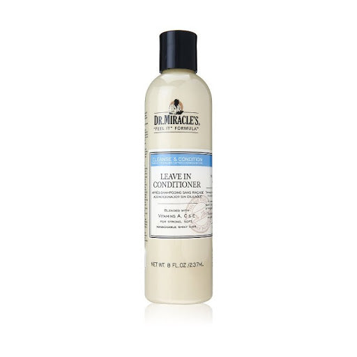 Dr. Miracles Cleanse & Condition Leave In Conditioner
