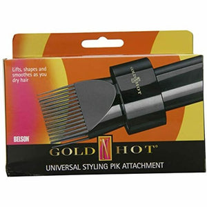 Gold N Hot Universal Styling Pik Attachment Model # GH9077
