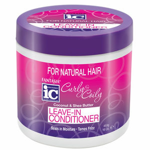 Fantasia IC for Natural Hair Curly & Coily Leave -In Conditioner