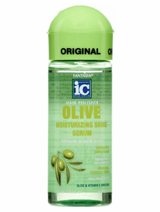 Fantasia IC Hair Polisher Olive Moisturizing Shine Serum