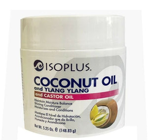 Isoplus Coconut Oil and Yang Ylang and Castor Oil
