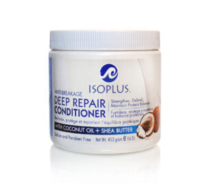 Isoplus Anti-Breakage Deep Conditioner with Coconut Oil+Shea Butter