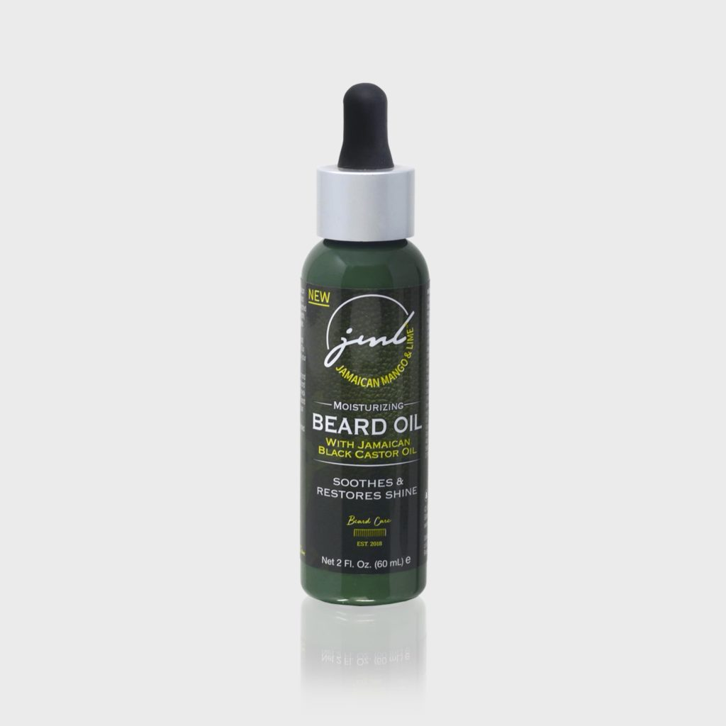 Jamaican Mango & Lime Moisturizing Beard Oil W/Jamaican Black Castor Oil
