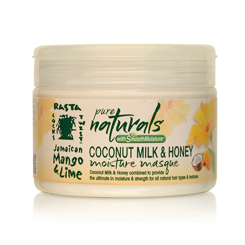 Jamaican Mango & Lime Pure Naturals Coconut Milk & Honey Moisture Masque