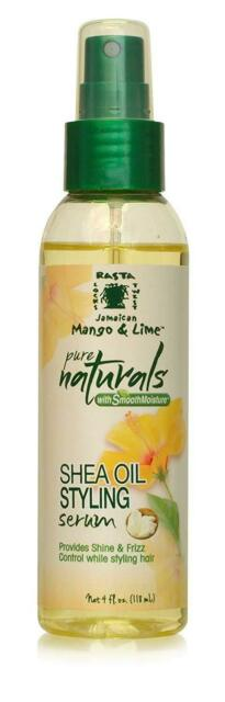 Jamaican Mango 7 Lime Pure Naturals Shea Oil Styling Serum