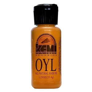Kemi Organics Oyl All Natural Hair Oil