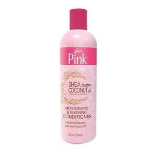 Luster's Pink Shea butter Coconut Moisturizing & Silkening Conditioner