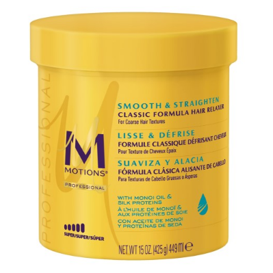 Motions Classic Formula Hair Relaxer Super