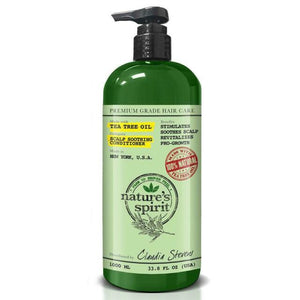 Nature's Spirit Scalp Smoothing Conditioner with Tea Tree Oil