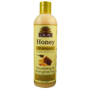 Okay Honey Shampoo Nourishing & Strenghtening