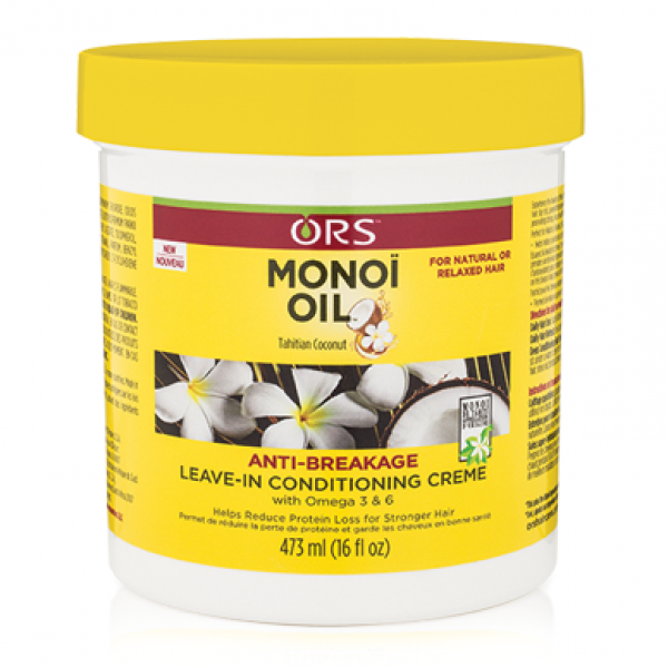 ORS Monoi Oil Anti-Breakage Leave-In-Conditioning Crème