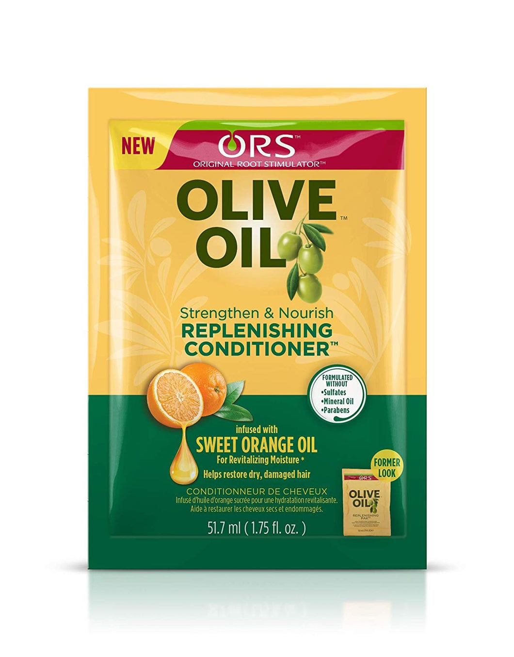 ORS Olive Oil Replenish Conditioner infused with Sweet Orange Oil