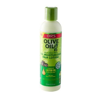 ORS Olive Oil Incredibly rich Oil Moisturizing Hair Lotion Infused with Castor Oil