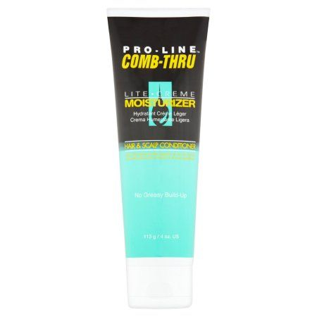 Pro-Line Comb-Thru Lite Crème Moisturizer Hair & Scalp Conditioner