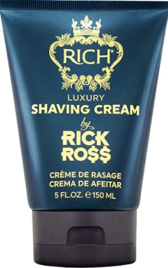 Rich by Rick Ross Luxury Shaving Cream