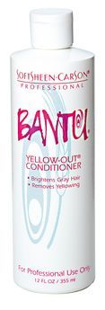 Softsheen-Carson Bantu Yellow-Out Conditioner