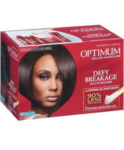 SoftSheen-Carson Optimum Defy Breakage No-Lye Relaxer Regular