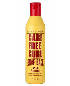 Softsheen-Carson Care Free Curl Snap Back Curl Restorer