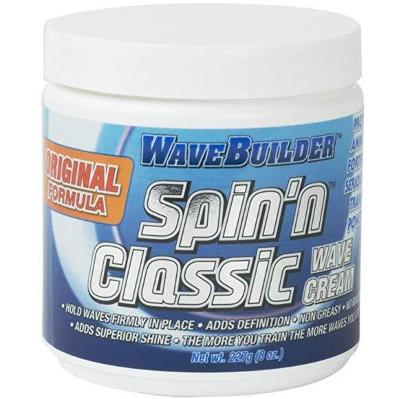 WaveBuilder Spin N Classic Wave Cream