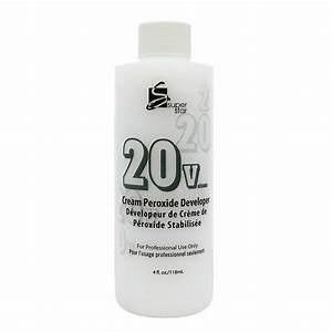Super Star 20 Vol Cream Peroxide Developer
