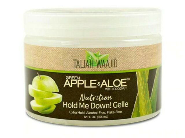 Taliah Waajid Green Apple & Aloe with Coconut Hold Me Down! Gelle