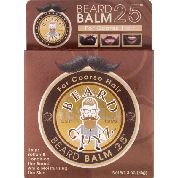 The Original Grooming Company Beard Guyz Beard Balm  Course for Hair