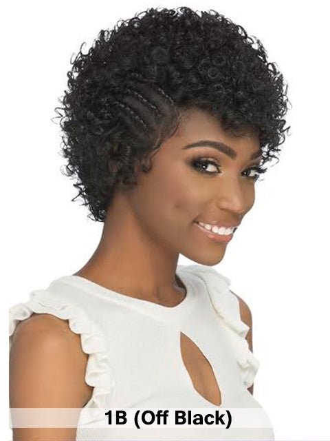 Vivica Fox Swiss Lace Front Beatrice