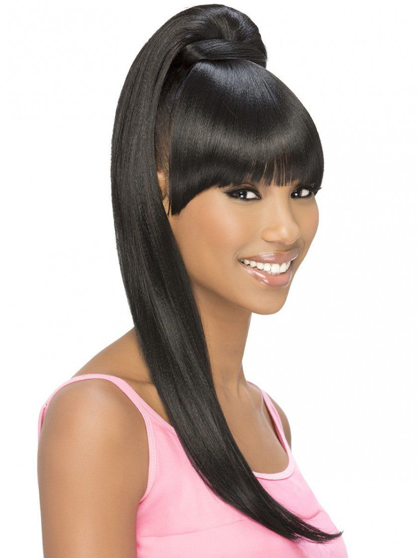 Vivica Fox  Two in One Bang N Pony