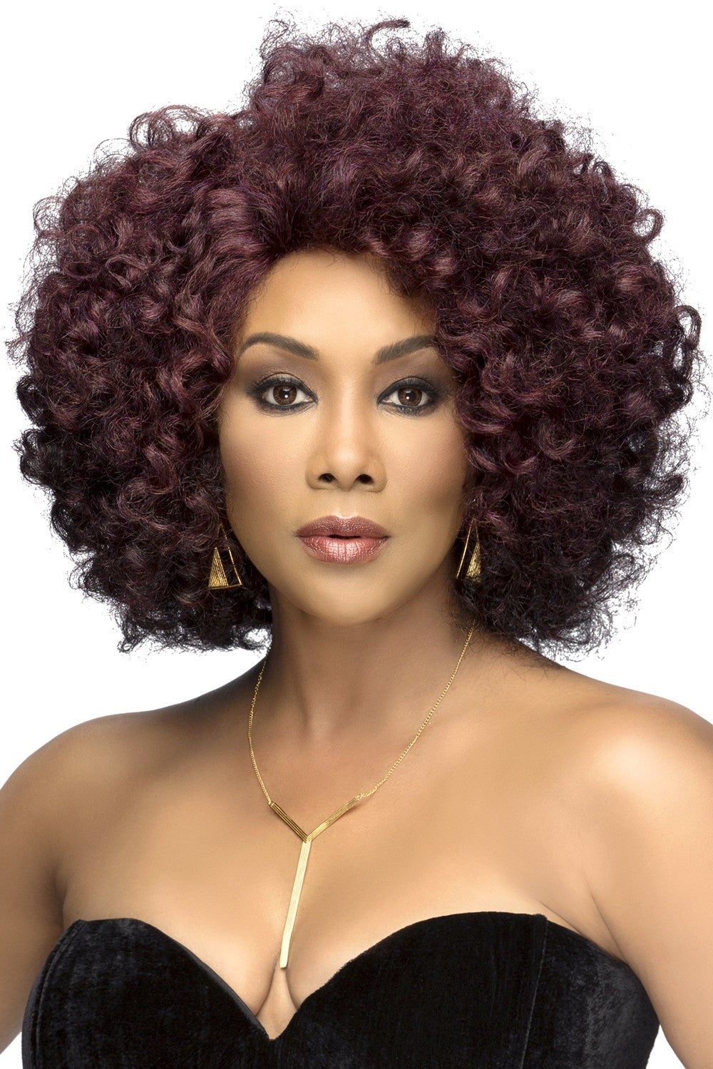 Vivica Fox  Swiss Lace Front