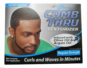 Luster's Scurl Comb Thru Texturizer Regular Strength