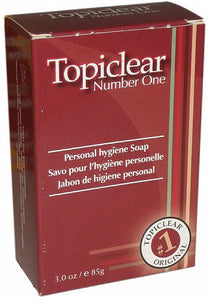 Topiclear Personal Hygiene Soap