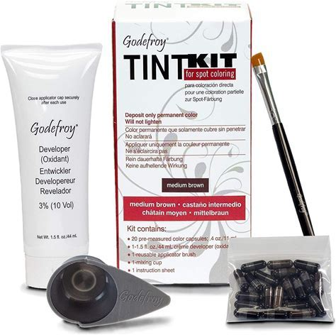 Godefroy TintKit for Spot Coloring Black