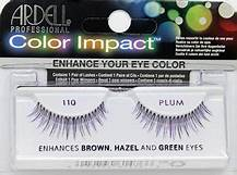 Ardell Professional Color Impact Enhance Your Eye Color #110 Plum