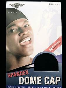 King J Spandex Dome Cap