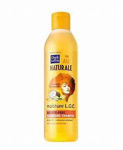 Dark and Lovely Au Naturale Moisture L.O.C Sulfate-Free Cleansing Shampoil