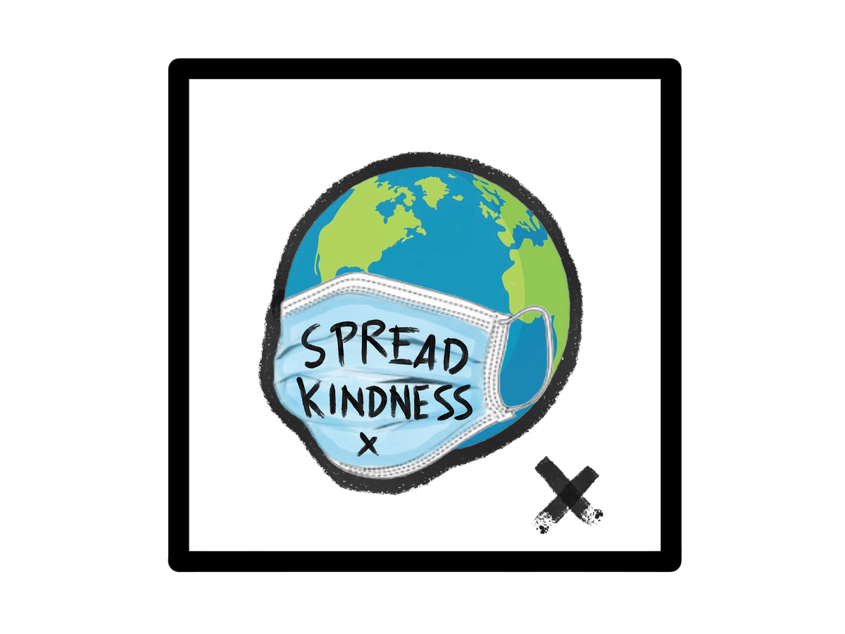 Spread Kindness 312 Supply + Co.