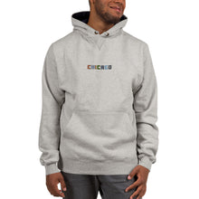 Load image into Gallery viewer, Chicago Materials Champion Hoodie - 312 Supply + Co.