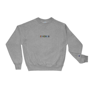Chicago Materials Champion Sweatshirt - 312 Supply + Co.