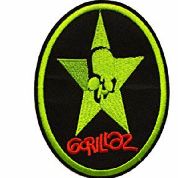Gorillaz Band Patch