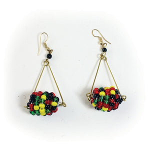 Handcrafted Kenyan Earrings