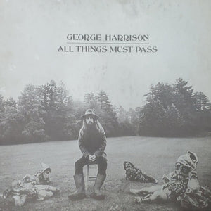 "George Harrison ""All Things Must Pass"" Boxed Set"