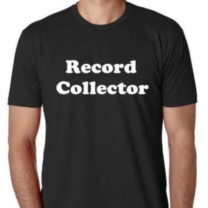 Record Collector Graphic Tee