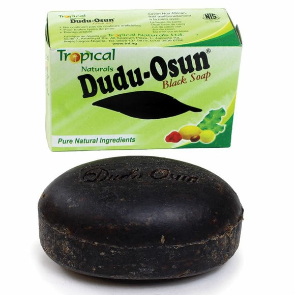 Dudu-Osun African Black Soaps 5.25 oz (Set of 2)