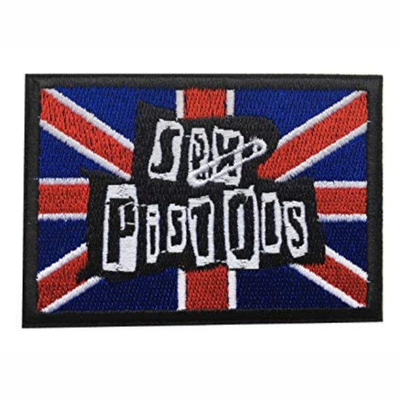 Sex Pistols Band Patch