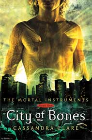 Mortal Instruments - City Of B 22In X 34In Poster