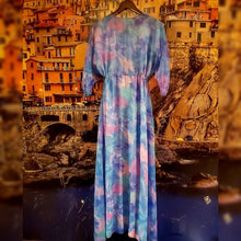 Load image into Gallery viewer, Vintage Vera Mont Maxi Dress