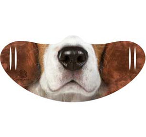 Beagle Face Mask