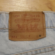 Load image into Gallery viewer, Vintage Levi's Women's Jean Shorts 551 Size 10