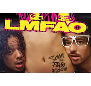 Lmfao 22In X 34In Poster